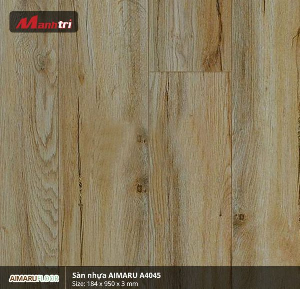 Sàn nhựa Aimaru 3mm A4045