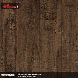 Sàn nhựa Aimaru 3mm A4047