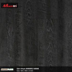 Sàn nhựa Aimaru 3mm A4048