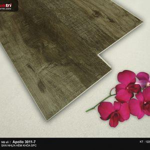Kích thước: 1220 x 150 x 4 mm Số lượng tấm/ hộp: 12 tấm/hộp Diện tích/ hộp: 2.196 m2/hộp Trọng lượng: