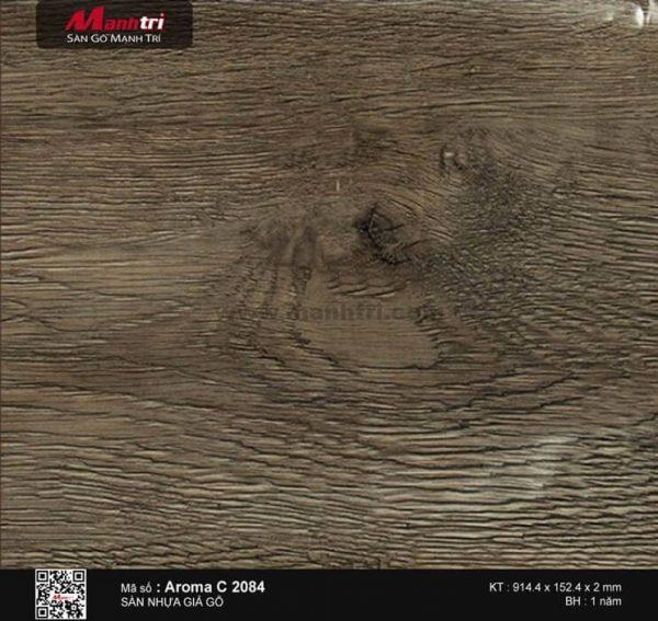 Sàn nhựa Aroma C 2084