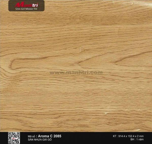 Sàn nhựa Aroma C 2085