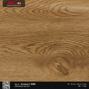 Sàn nhựa Aroma C 2086