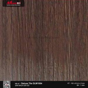 Sàn nhựa Deluxe Tile DLW1054