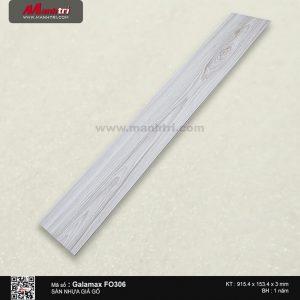 Sàn nhựa giả gỗ Galamax FO306