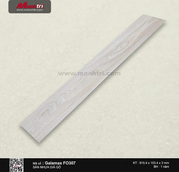 Sàn nhựa giả gỗ Galamax FO307