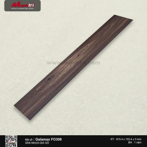 Sàn nhựa giả gỗ Galamax FO308
