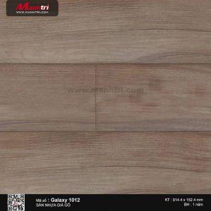 Sàn nhựa giả gỗ Vinyl Galaxy 1012 (2mm)