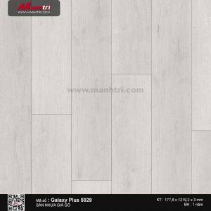 Sàn nhựa giả gỗ Galaxy Plus 5029