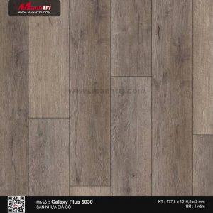 Sàn nhựa giả gỗ Galaxy Plus 5030