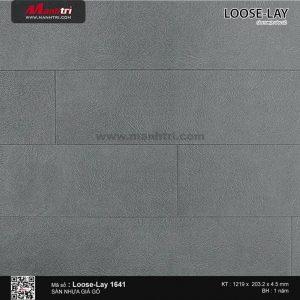 Sàn nhựa giả gỗ Loose-Lay 1641