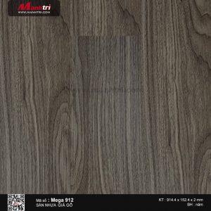 Sàn nhựa giả gỗ Mega 912