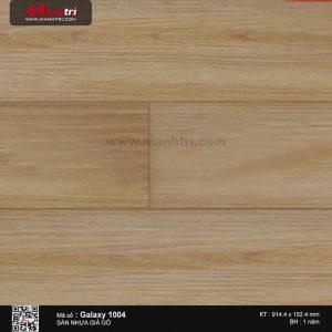 Sàn nhựa giả gỗ Vinyl Galaxy 1004 (2mm)