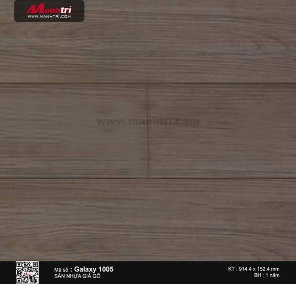 Sàn nhựa giả gỗ Vinyl Galaxy 1005 (2mm)