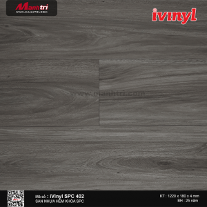 Sàn nhựa iVinyl SPC 402