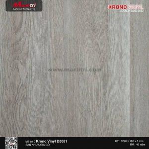 Sàn nhựa Krono Vinyl D5081
