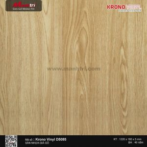 Sàn nhựa Krono Vinyl D5085