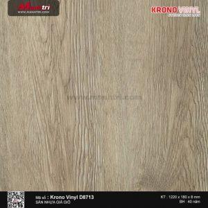 Sàn nhựa Krono Vinyl D8713