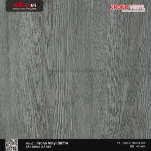 Sàn nhựa Krono Vinyl D8714