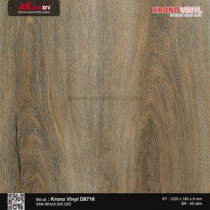 Sàn nhựa Krono Vinyl D8716