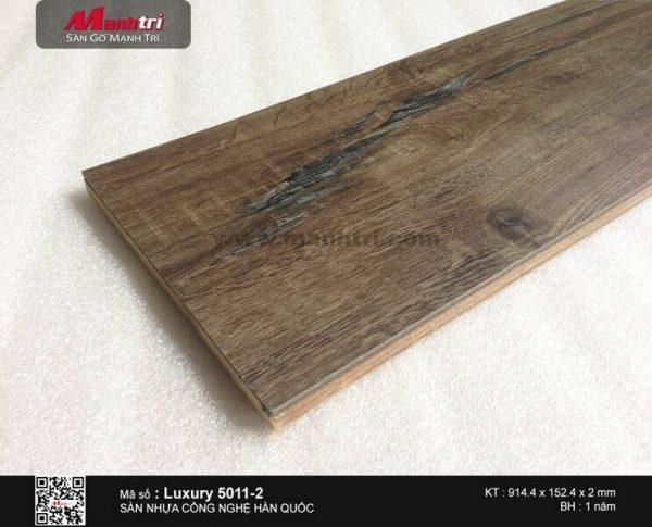 Sàn nhựa Luxury mã 5011