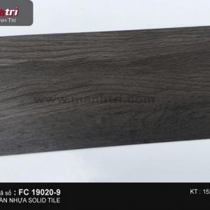 Sàn nhựa Solid Tile FC 19020-9