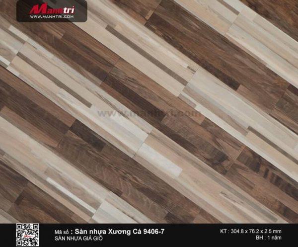 Sàn nhựa xương cá 9406-7