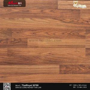 Sàn gỗ ThaiRoyal 30780
