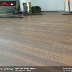 thi công sàn nhựa aimaru 4040 1