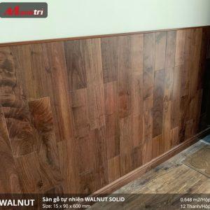 thi công sàn gỗ walnut 600 2