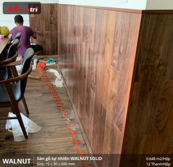 thi công sàn gỗ walnut 600 4