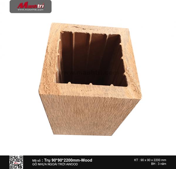 Trụ 90x90 Wood