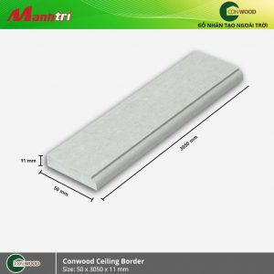 Conwood Ceiling Border hình 1