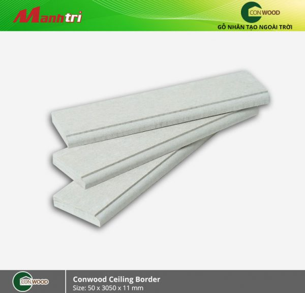 Conwood Ceiling Border hình 2