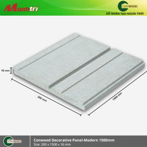 Conwood Decorative Panel-Modern 1500 hình 1