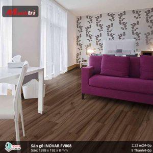 Sàn gỗ Inovar FV808 hình 1