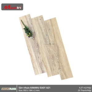 Sàn nhựa Aimaru A21