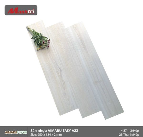 Sàn nhựa Aimaru A22