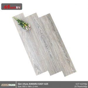 Sàn nhựa Aimaru A25