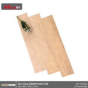 Sàn nhựa Aimaru A26