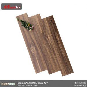 Sàn nhựa Aimaru A27
