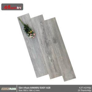 Sàn nhựa Aimaru A28