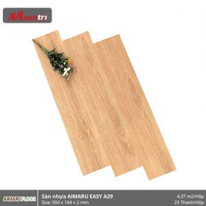 Sàn nhựa Aimaru A29