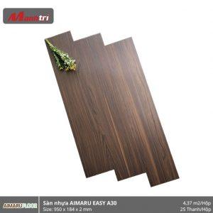 sàn nhựa Aimaru Easy A30
