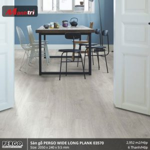sàn gỗ Pergo Widelongplank 03570 hình 2