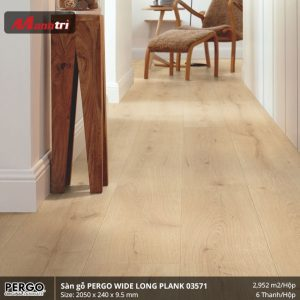 sàn gỗ Pergo Widelongplank 03571 hình 2
