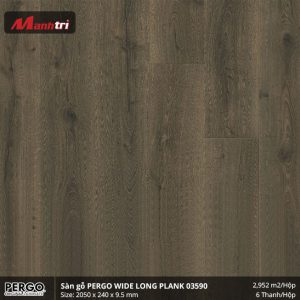 sàn gỗ Pergo Widelongplank 03590 hình 1