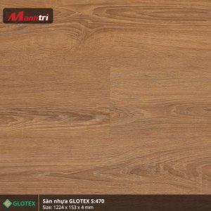 sàn nhựa Glotex 4mm s470 hình 1