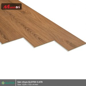 sàn nhựa Glotex 4mm s470 hình 2