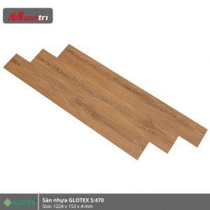 sàn nhựa Glotex 4mm s470 hình 3